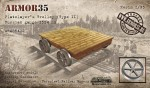 1-35-Platelayer-s-Trolley-Type-II-Russian-gauge-1524-mm-