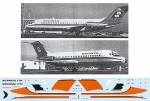 1-200-Douglas-DC-9-10-BONANZA-Air-Lines-Fun-Jet-N945L-Orange-black-cheat-line