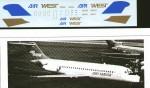 1-144-Douglas-DC-9-10-30-AIR-WEST-Blue-Gold-N948L-N9343-N9331