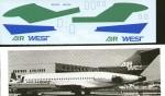 1-144-Boeing-727-100-AIR-WEST-Blue-Green-N2979G