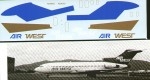 1-144-Boeing-727-100-AIR-WEST-Blue-Gold-N2969G
