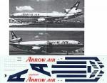 1-144-McDonnell-Douglas-DC-10-ARROW-AIR-Dark-Blue-stripes-N917JW