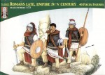 1-72-Romans-late-Empire-IV-V-Century-x-40-figures