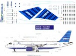 1-144-Airbus-A320-JET-BLUE-N506JB-N523JB-Small-light-dark-blue-squares-on-tail