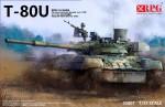 1-35-Russian-Main-Battle-Tank-T-80U