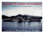 US-Navy-Warships-WWII-2012-Calendar
