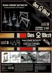 1-48-Luftwaffe-Jack-Stand-Set-Einheitsspindelbocke