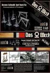1-48-Luftwaffe-Jack-Stand-Set-extended-Doppelpack