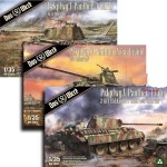 1-35-Panther-Ausf-A-early-mid-late-Bundle-3er-Set