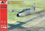 1-48-Yak-23UTI-Military-trainer-3x-camo