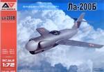 1-72-La-200B-All-weather-experimental-interceptor