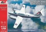1-72-Beechcraft-200-Super-King-Air-3x-camo
