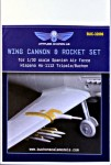 1-32-Wing-cannon-and-rocket-set-for-Hispano-HA-1112