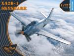 1-72-XA2D-1-Skyshark-4x-camo