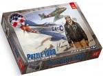 P-51-D-Mustang-1000-pcs-68*48-cm