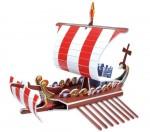 3D-Puzzle-LOD-15pcs-Roman-Warship