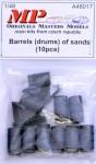 1-48-Barrels-drums-of-sands-10-pcs-