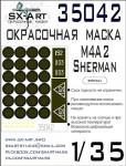 1-35-M4A2-Sherman-Painting-mask-ZVE
