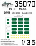 1-35-D9R-Armored-Bulldozer-Painting-mask-MENG