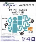 1-48-Yak-1B-Painting-Mask-ZVE