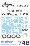 1-48-Do-17Z-2-Z-7-Z-10-Painting-Mask-ICM
