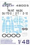 1-48-Do-17Z-2-Z-7-Z-10-Painting-Mask-ICM
