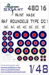 1-48-RAF-Roundels-Type-C-C1-Painting-Mask