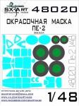 1-48-Pe-2-Painting-Mask-ZVEZDA