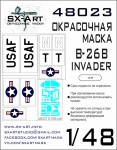 1-48-B-26B-50-Invader-Painting-Mask-ICM