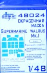 1-48-Supermarine-Walrus-Mk-I-Painting-mask-AIRF