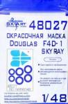 1-48-Douglas-F4D-1-Skyray-Painting-mask-TAM