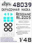 1-48-Reggiane-Re-2005-Painting-mask-SP-HOB-