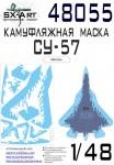 1-48-Sukhoi-Su-57-Camouflage-painting-mask-ZVE