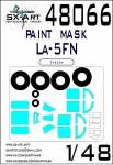 1-48-Lavochkin-La-5FN-Painting-mask-ZVE