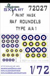 1-72-RAF-Roundels-Type-A-A1-Painting-Mask