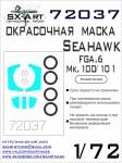 1-72-Seahawk-FGA-6-Mk-100-101-Paint-mask-HOBBYB