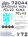 1-72-PZL-23-Karas-PZL-42-Painting-mask-IBG
