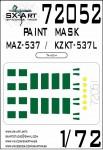 1-72-MAZ-537-KZKT-537L-Painting-mask-TAKOM