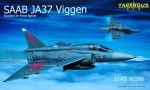 1-48-SAAB-JA37-Viggen-Swedish-Air-Force-Fighter