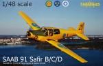 1-48-Saab-91-B-C-D-Safir-SwedenFinlandEthiopia