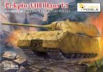 1-72-Pz-Kpfw-VIII-Maus-V2-German-Super-Heavy-Tank
