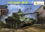 1-72-British-A-34-Comet-MK-1A-Cruiser-Tank