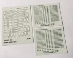 1-35-German-License-Plates-with-frames-decals-LUFTWAFFE