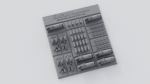 1-35-Detail-set-for-Stug-III-G-late-for-4-vehicles