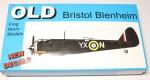 1-72-Bristol-Blenheim-Mk-IF-ex-Frog-NOVO