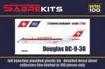1-144-Douglas-DC-9-30-Swiss-JAT-100-model-limited