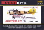 1-72-Albatros-D-V-D-Va-6-decal-version-100-model-limited