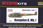 1-72-Hampden-B-MK-I-9-decal-options-100-model-limited