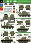 RARE-1-35-Jungle-Armour-Sherman-Mk-V-19th-Lancer