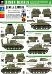 RARE-1-35-Jungle-Armour-Sherman-Mk-V-19th-Lancer-SALE